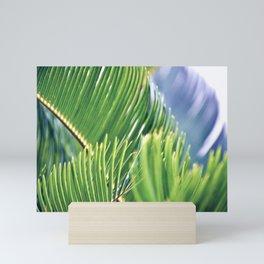 Tropical Texture Mini Art Print