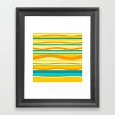 Grayson Framed Art Print