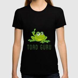 TOAD GURU Funny Crock  T-shirt