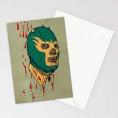 Costume Party Stationery Cards