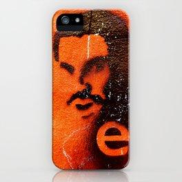 """E"" iPhone Case"
