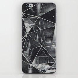 cosmico fantastico iPhone Skin
