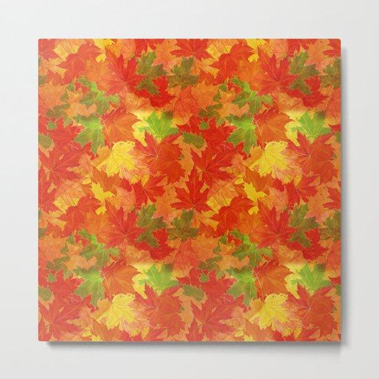 Autumn leaves #17 Metal Print