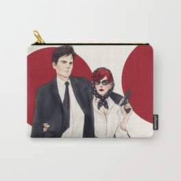 Soviet Spouses on a Mission Carry-All Pouch