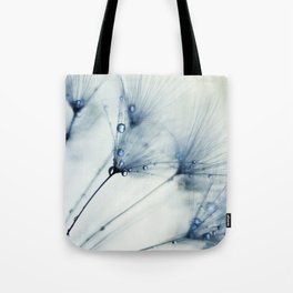 dandelion blue II Tote Bag