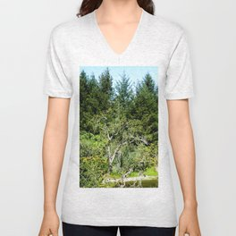 Cursed Lake Unisex V-Neck