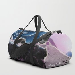 Nova - Original Abstract Painting Duffle Bag