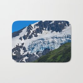 Whittier Glacier - 2 Bath Mat
