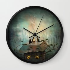 As time goes by ... Wall Clock