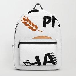 Happy Pi Day Funny Math Symbol Humor Backpack