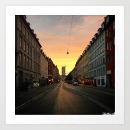 Another Great Day Art Print