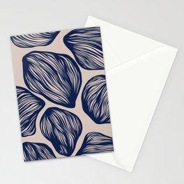 Organic Shapes 1 Stationery Cards