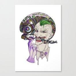 toker Canvas Print