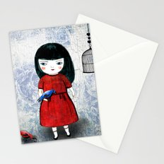 Blanca Bird Stationery Cards