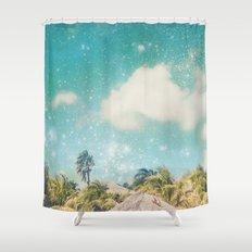 Scintillula Shower Curtain