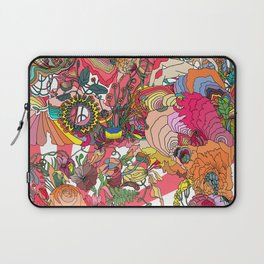 Of the Hare Meadow Laptop Sleeve