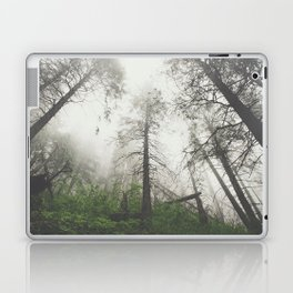 Whispering trees Laptop & iPad Skin