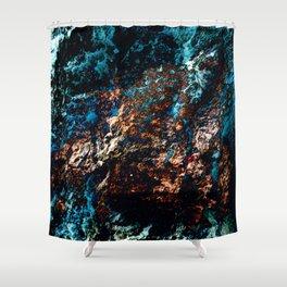 A Sudden Freeze Shower Curtain