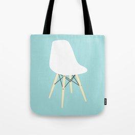 #98 Eames Chair Tote Bag