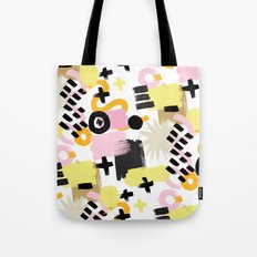 Perception Abstract 001 Tote Bag
