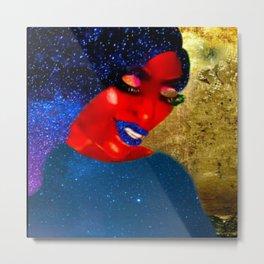 Queen of Stars Metal Print