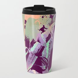 Fruit Ninja by GEN Z Travel Mug
