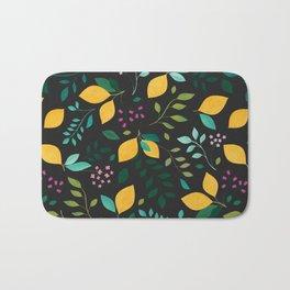 Lemon Grove Bath Mat