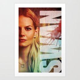 Emma Swan Art Print