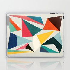 Collection of pointy summit Laptop & iPad Skin