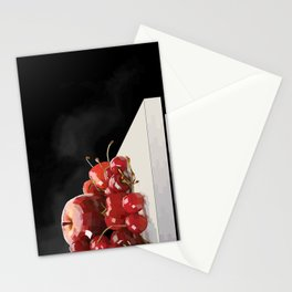 Eat More Fruit Stationery Cards