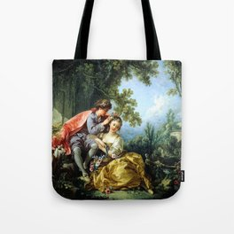 The Four Seasons. Spring Tote Bag