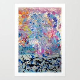 No. 1 Art Print