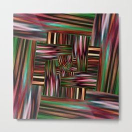 Multicolored abstract no. 11 Metal Print