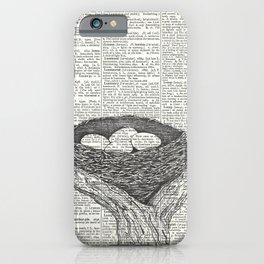 Lullaby of Birdland iPhone Case