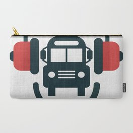 Boom BUS Telolet Carry-All Pouch
