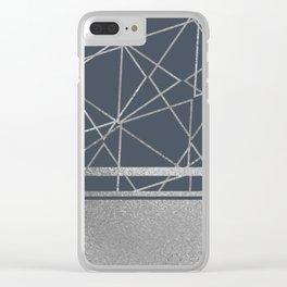 Silverado: Gun Metal Clear iPhone Case