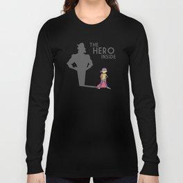 The Hero Inside Long Sleeve T-shirt