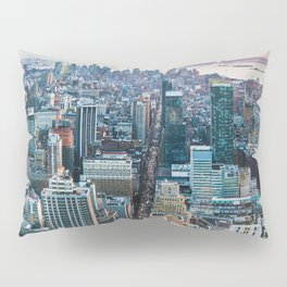 New York City (Color) Pillow Sham