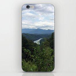 Great Smokey Mountains National Park iPhone Skin