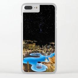 Qasr Al Sarab Desert Resort in Abu Dhabi 2 Clear iPhone Case