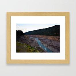 Willamette Valley Framed Art Print