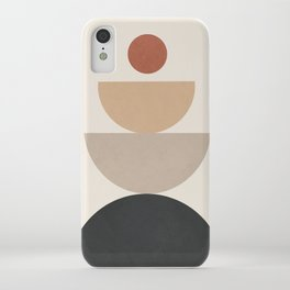 Geometric Modern Art 31 iPhone Case