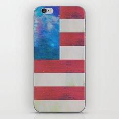Americana  iPhone & iPod Skin