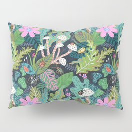 Beetle Pattern Pillow Sham