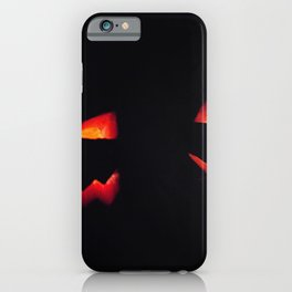 Halloween Things iPhone Case