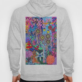 Abstract Forest Hoody