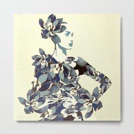 Inner Beauty II Metal Print