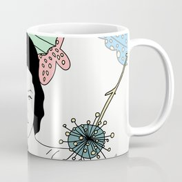 Flower Maiden Blossom Coffee Mug