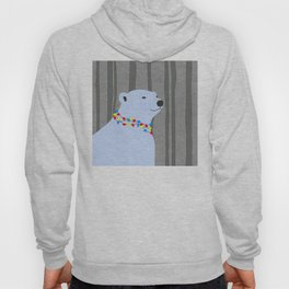 Polar Bear Holiday Design Hoody