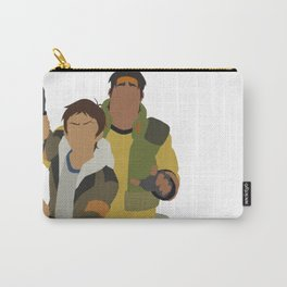 Lance and Hunk - Voltron Legendary Defender Carry-All Pouch